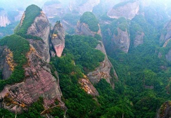 南京老山景区将打造古刹生态游览区