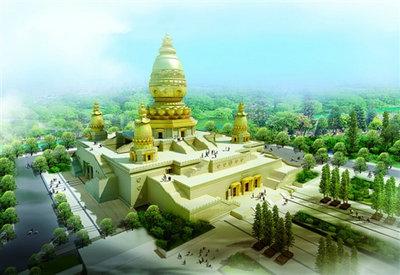 近日,汶上宝相宫佛教文化旅游项目荣登《2015全国优选旅游项目名录